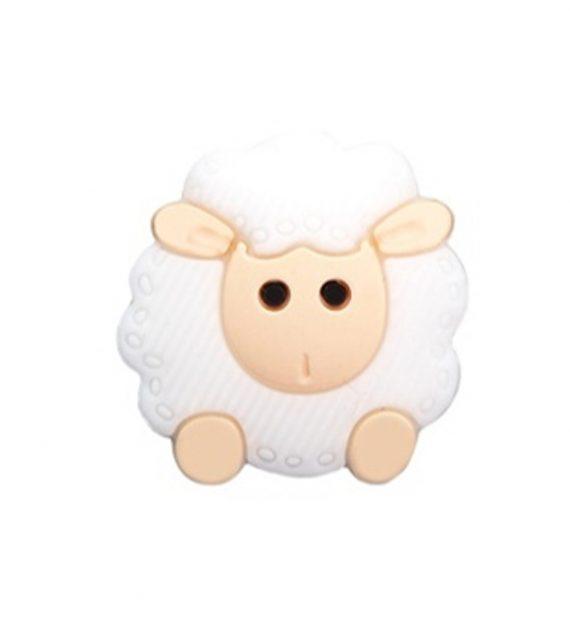 Bárány gyöngy-fehér