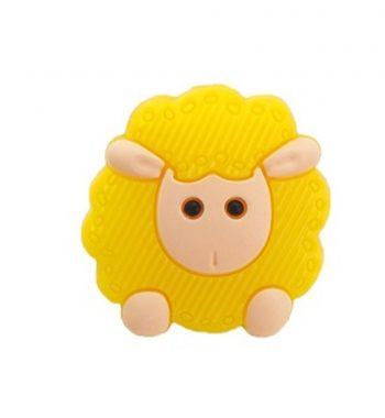 Bárány gyöngy-sárga
