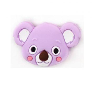 Koala 2 gyöngy-lila