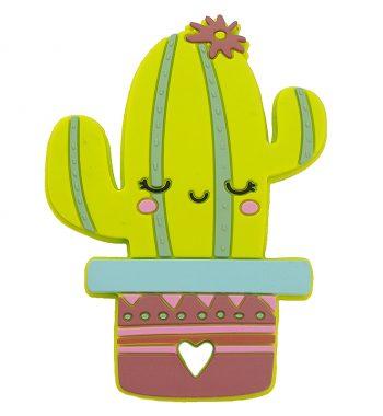 Szilikon rágóka-Kaktusz