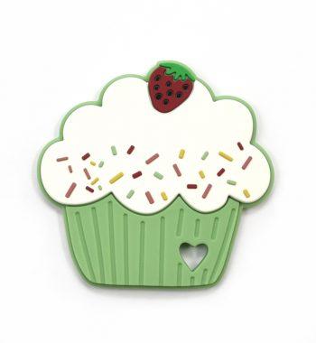Szilikon rágóka-Muffin