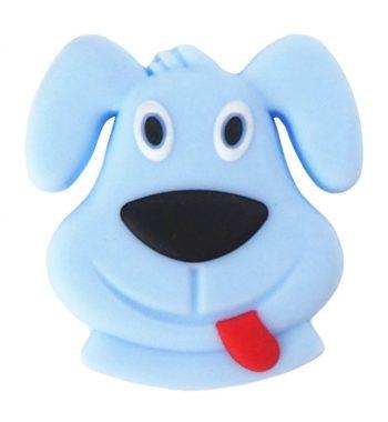 Kutyus gyöngy-kék